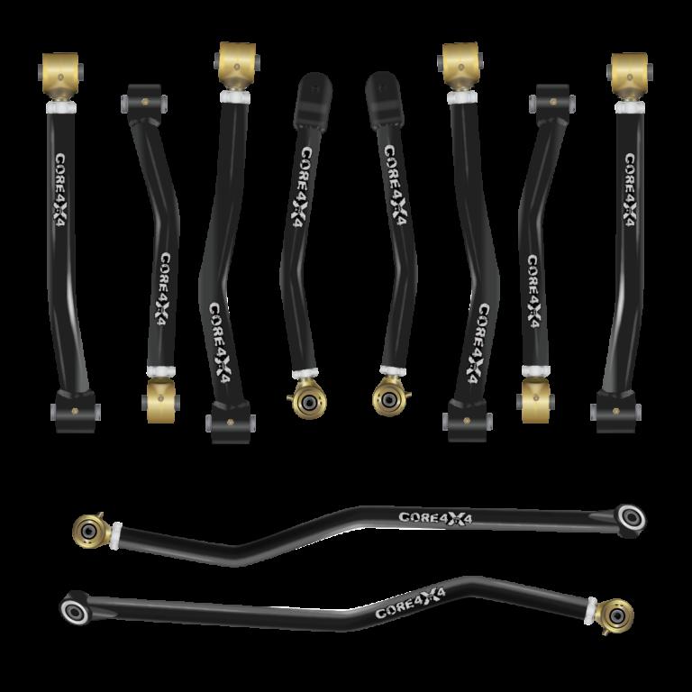 Wrangler JL 2018-Present T4 Kit