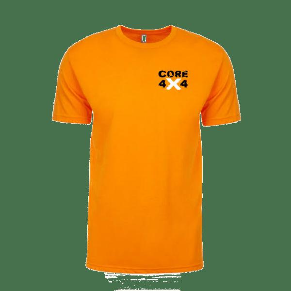 CORE4x4 Orange T-Shirt