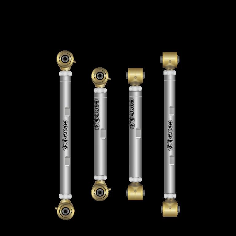 Race Adjustable Control Arms – Rear Set
