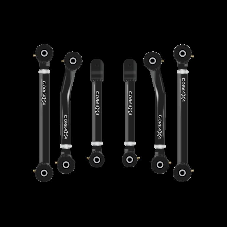 Tier 1 Adjustable Control Arms – Complete Set