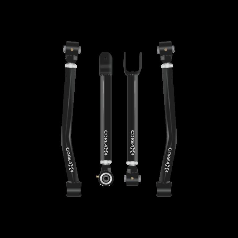 Tier 2 Adjustable Control Arms – Front Set