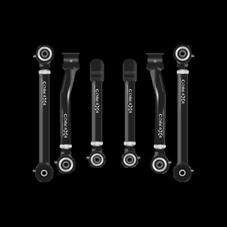 Tier 2 Adjustable Control Arms – Complete Set