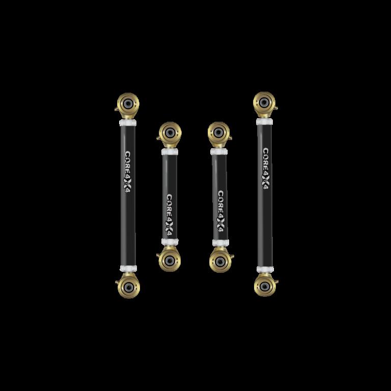 Tier 4 Adjustable Control Arms – Rear Set